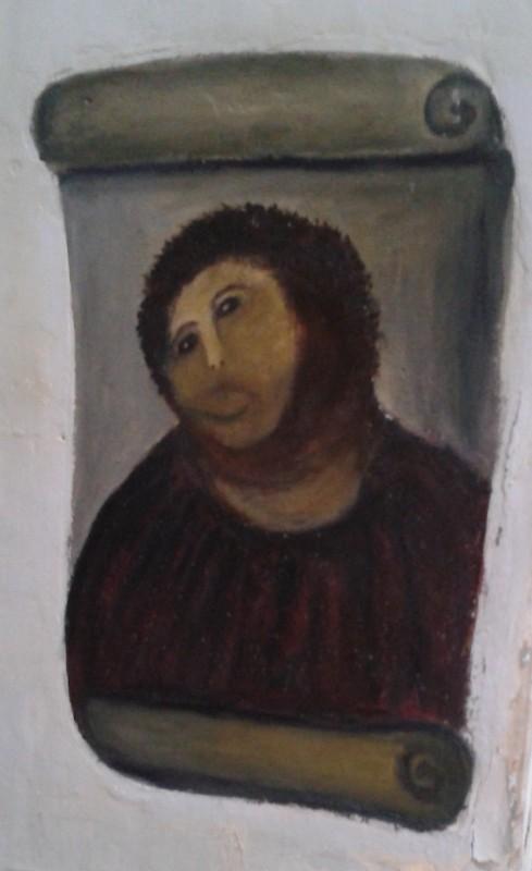 Ecce Homo Cecilia Gimenez restoration